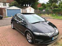 2006 Honda Civic 1.8 i-VTEC SE Hatchback i-Shift 5dr Automatic @07445775115@