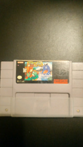 Super Mario World 2 (SNES) Cartridge