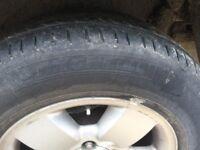 Jeep Grand Cherokee 51 plate. Spares or repairs, diesel.