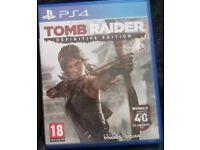 Tomb Raider-Definitive Edition