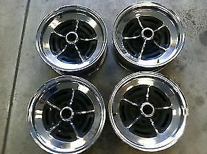 Buick 15 x 6 Rally Wheels