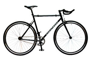 Brand New 4130 Chromoly Road Bike Single Speed commuter bicycle