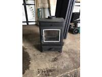 Aarow becton 5 multi fuel woodburner