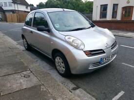 Auto - 2005 Nissan Micra 1.2 Petrol - 37,000 Miles Only - MOT - April 2018 - Immaculate Condition