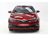 Toyota Auris VVT-I DESIGN TOURING SPORTS TSS (red) 2017-01-11
