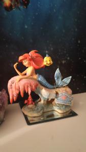 "Jim Shore - ""Little Mermaid on rock"""