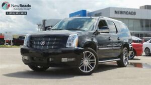2012 Cadillac Escalade ESV ONE OWNER, NO ACCIDENTS, NAV, DVD
