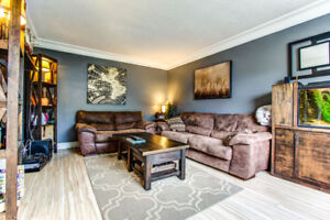 Renovated Legal 3 BR Apt Available Oct 1, Private Laundry