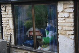 3 Double Glazed Windows suitable for Fab Shed