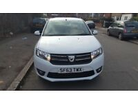 2013 (63) DACIA SANDERO LAUREATE 1149cc 16V, VERY LOW MILE (11K)