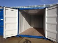 Self Storage Container to Hire On Site in Walsall