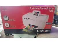 Portable Photo printer