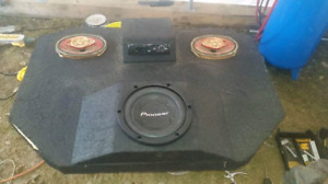 Can am maverick and commander audio roof