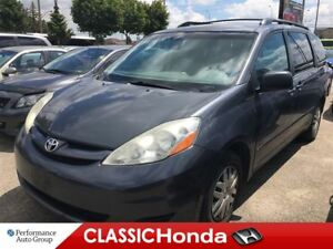 2007 Toyota Sienna CE | ONE OWNER | A/C | 7 PASSENGER | (AS IS)