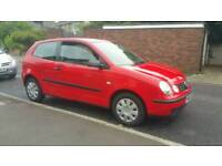 05 VW Polo E 1.2 3 Door 90k Miles HPI Clear Low Tax/Insurance