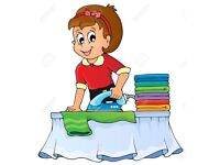 Ironing lady ... Flexible, Prices hard to beat, Friendly , Free pick up and drop off!