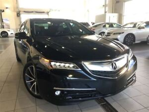 2015 Acura TLX Elite | AWD | Acura Link | Blind Spot Info.