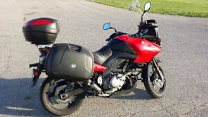 '06 Suzuki VStrom 650-Buy the farkles and get the bike for FREE