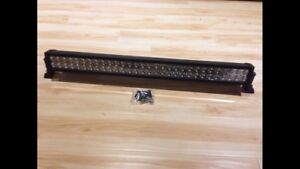 "34"" led light bar"