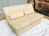 John Lewis Sofa Bed in V Good condition