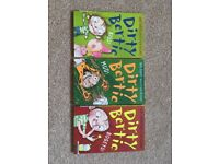Dirty Bertie books