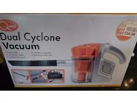Quest dual cyclone vacuum