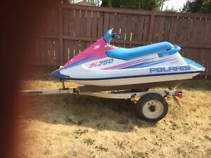 1994 Polaris SL750 seadoo! GREAT SHAPE!