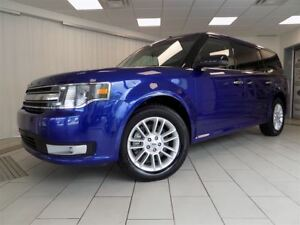 2015 Ford Flex SEL, Cuir, Mags, 7 passagers, Automatique