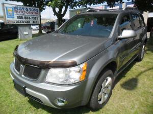 2006 Pontiac TORRENT AWD***Certified + FREE 6 Month warranty
