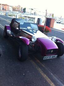 Robin Hood Kit Car Caterham 7 Westfalia