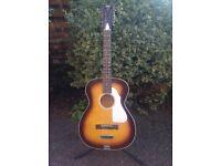 Fine 60's Acoustic Twelve String Guitar