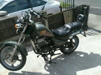 Hyosung cruise 2 spares or repair