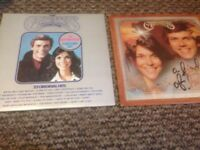 The carpenters vinyl LPs