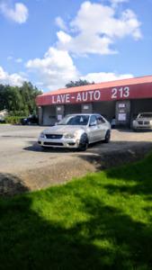 Lexus is300 2003!226000kilo! Sur coilover et bcp plus!!!aubaine!