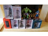 Marvel collectors figurines