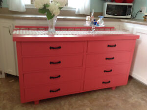 DRESSER** BUFFET**TV CABINET *********SO MANY USES SOLID WOOD