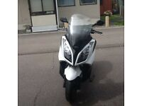 Kymco 300i downtown abs