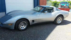 Corvette for sale