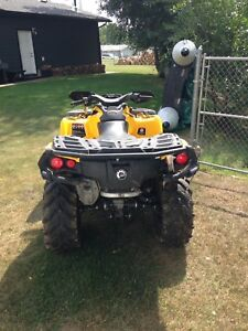 2014 can am outlander 800