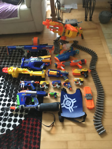 Huge Nerf Collection