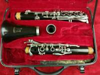 Clarinet bossey & hawks