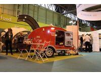 Teardrop Caravan.. brand new build .. best in uk and Europe