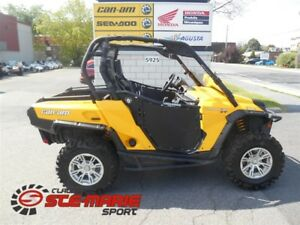 2011 Can-Am Commander 1000 XT -