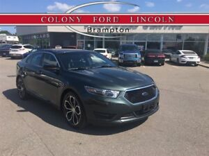 2016 Ford Taurus FORD DEMO, TOP OF THE LINE SHO!