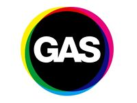 Equipment Operation /Driver for Photographic Rental company - GAS Production Hire