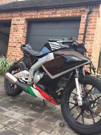 Aprilia RS4 50cc Repairable Cat C £3850 When New