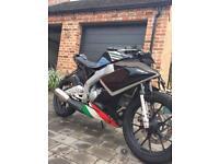 Aprilia RS4 50cc Repairable Cat C £3850 When New