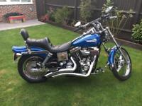 Harley Davidson FXDWG Wide Glide
