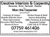 Home & Workplace Refurbishment & Improvements