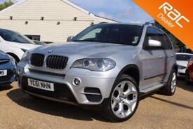 2011 61 BMW X5 3.0 XDRIVE30D SE 5D AUTO 241 - RAC DEALER